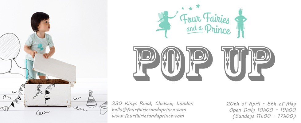 Four Fairies And A Prince Pop Up Shop The London Mummy