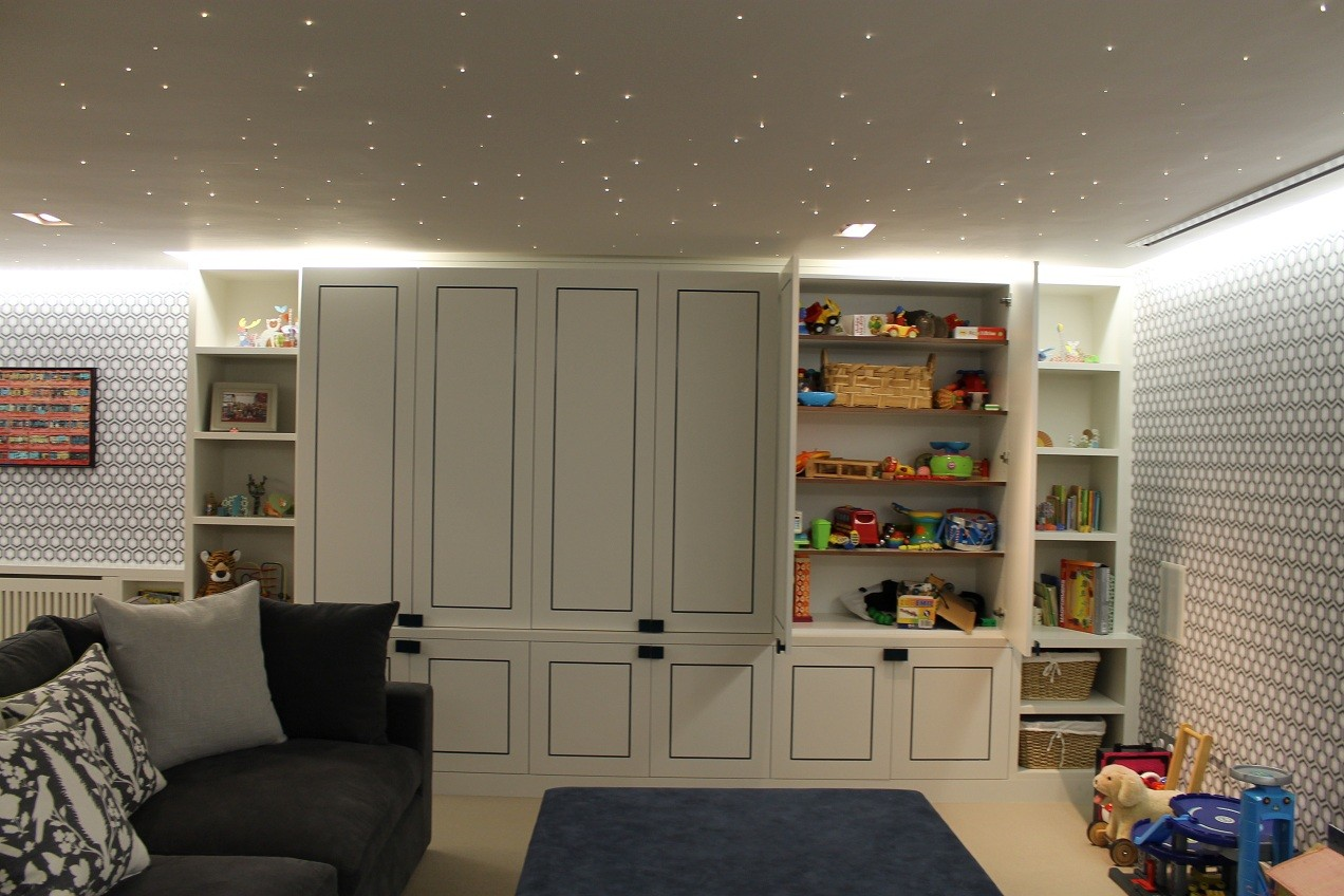 If You Are Looking To Create More Space In Your Childrenu0027s Room, Richard  Cullinan Joinery Is A Master Of This.
