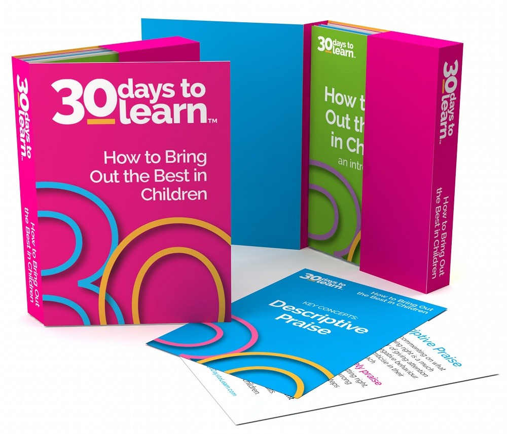 30 days to learn