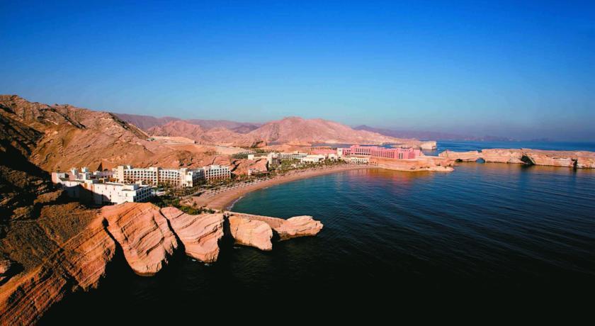 Shangri-La Al Waha, Oman