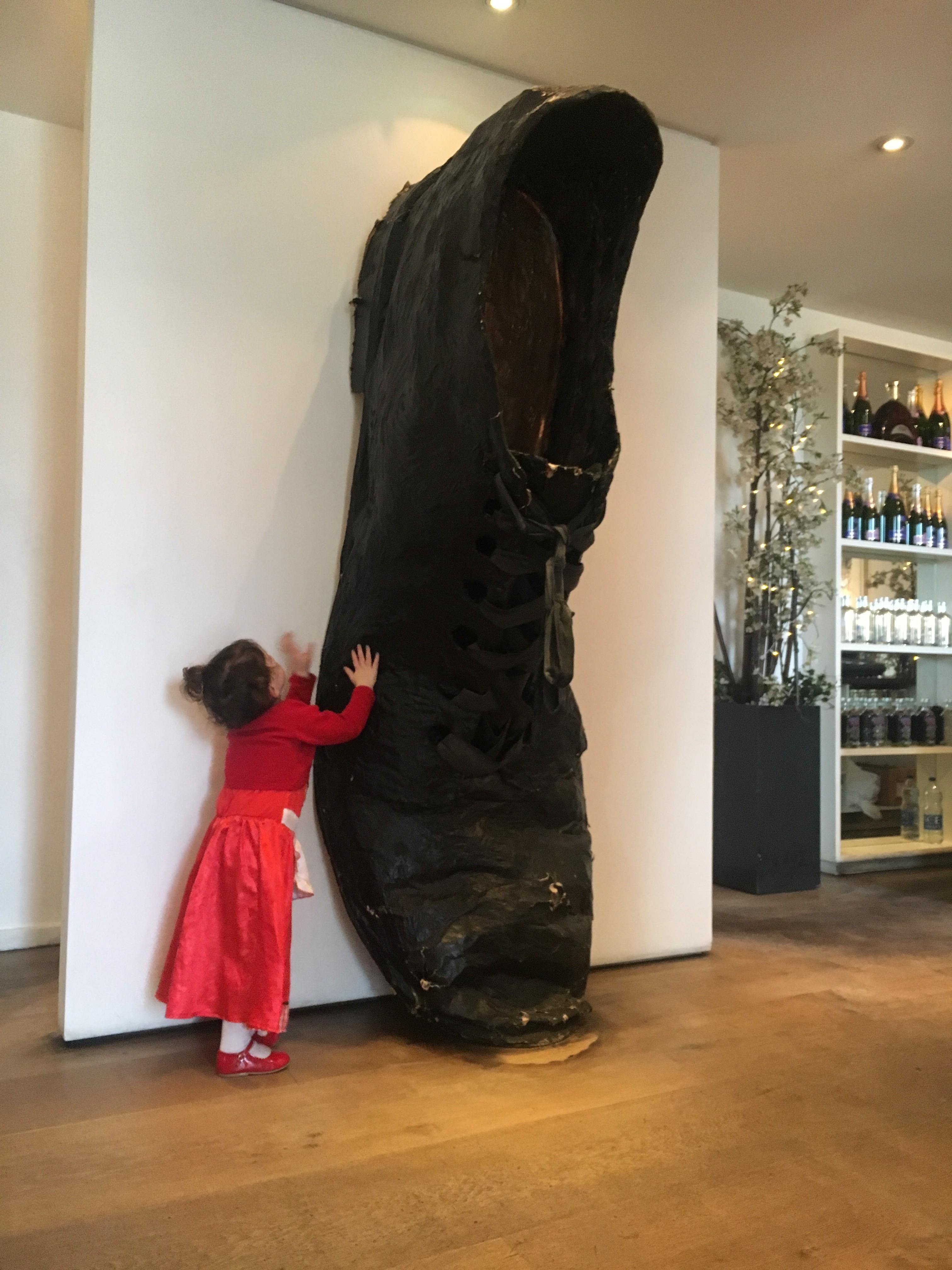 Saatchi Gallery Sculpture