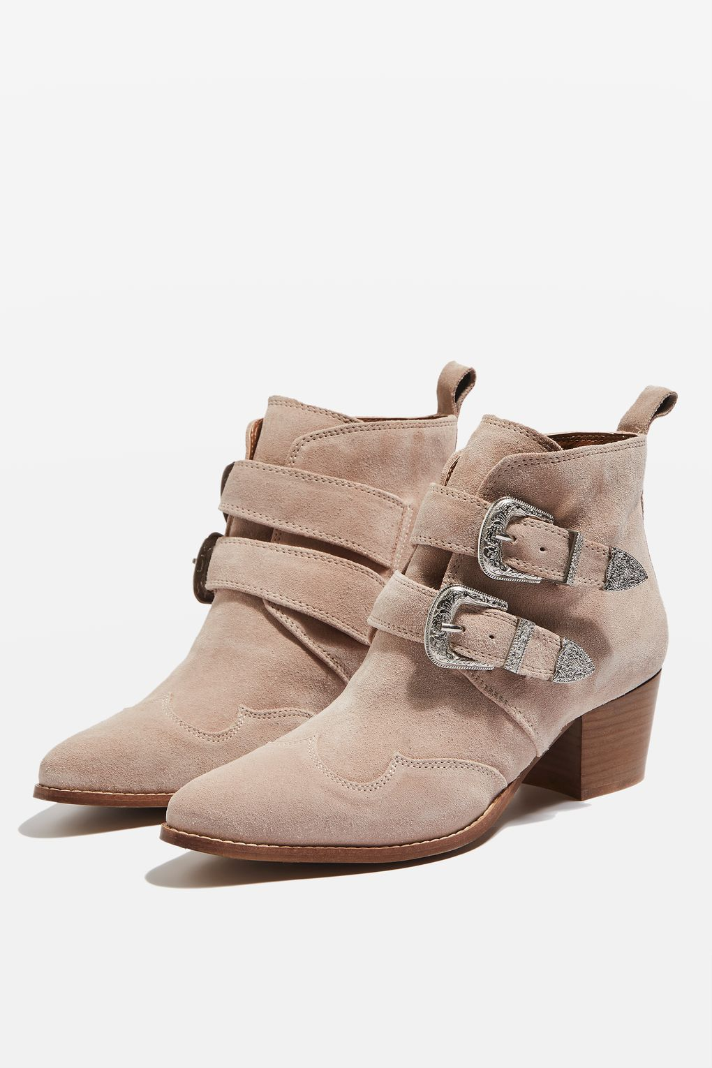 Montana Ankle Boots