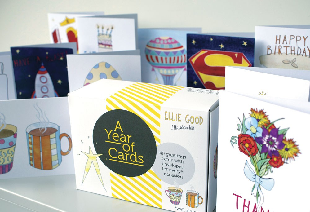 A Year of Cards