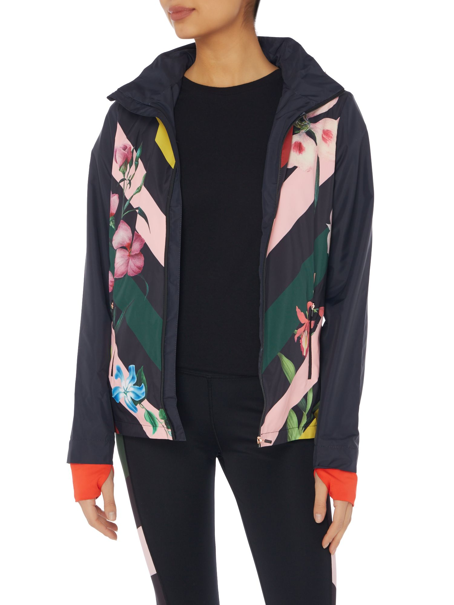 Ted Baker Panel Jacket
