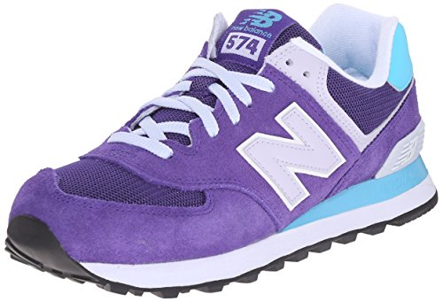 Purple New Balance