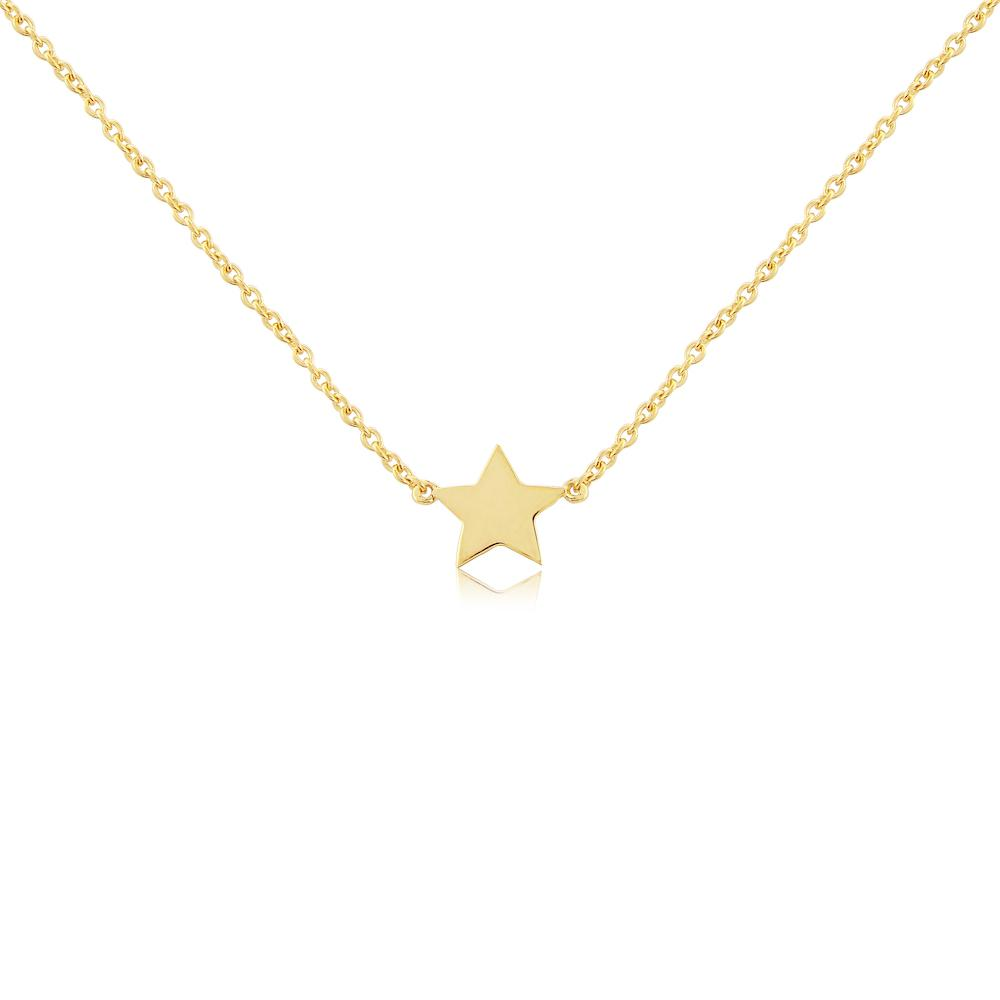 Soho star necklace