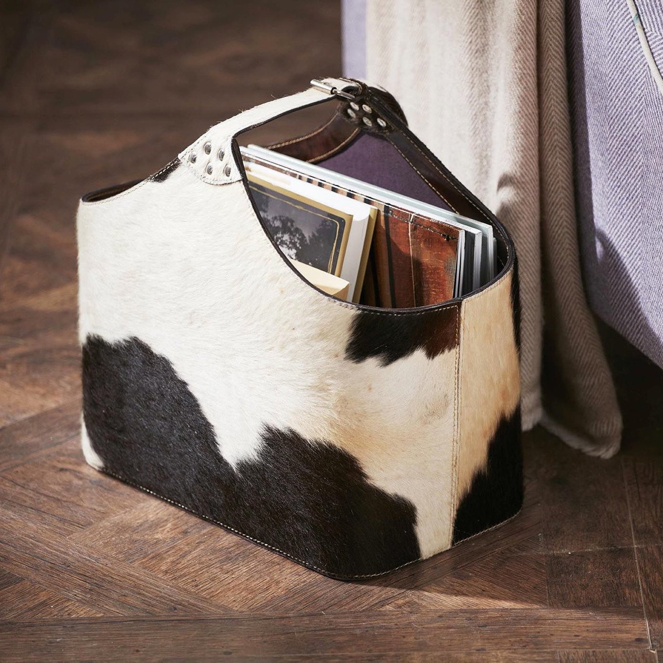 Cowhide Storage