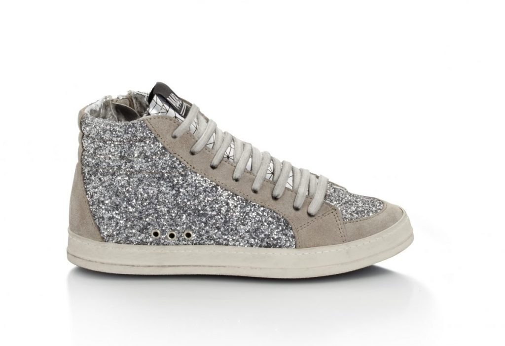 Sparkly Trainers