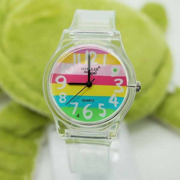 Rainbow watch