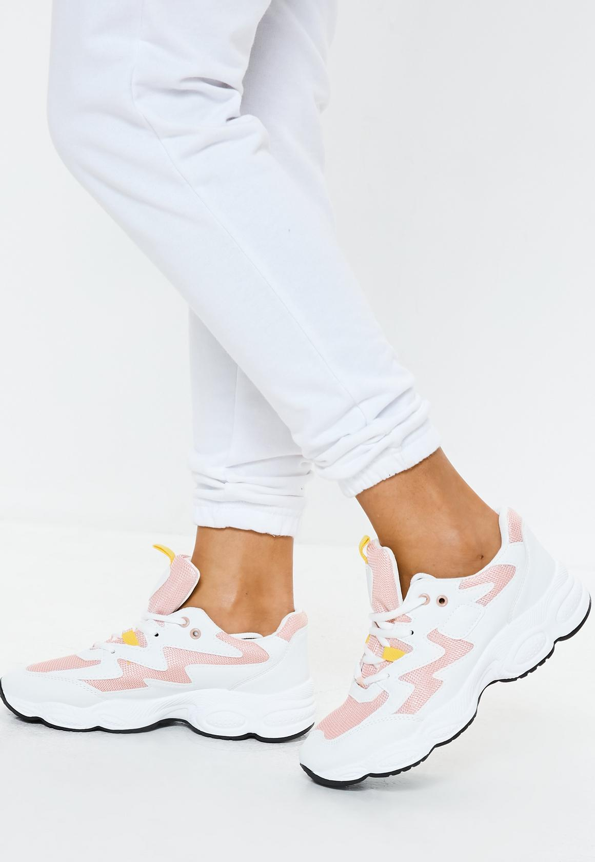 pink-colour-block-upper-chunky-sole-trainers
