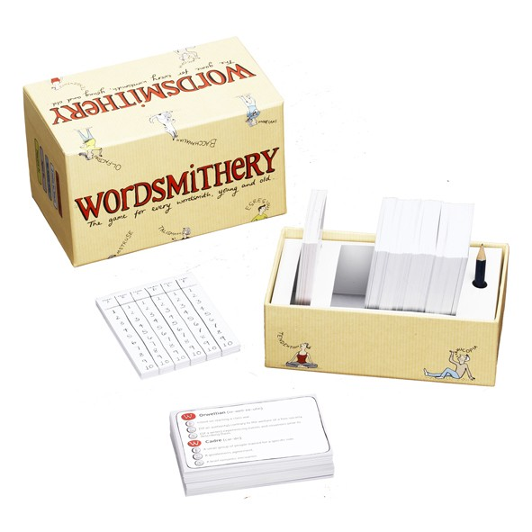 Wordsmithery - open set - low res
