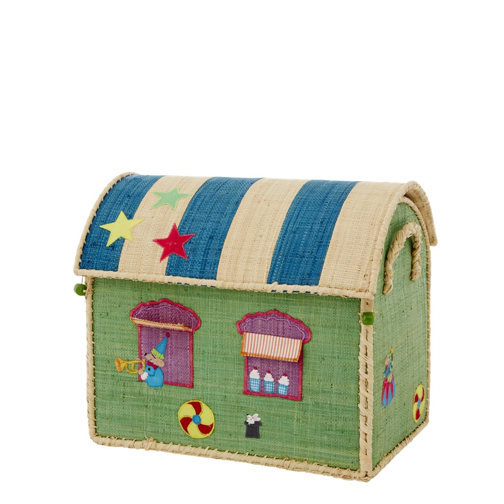 Small Circus Toy Basket