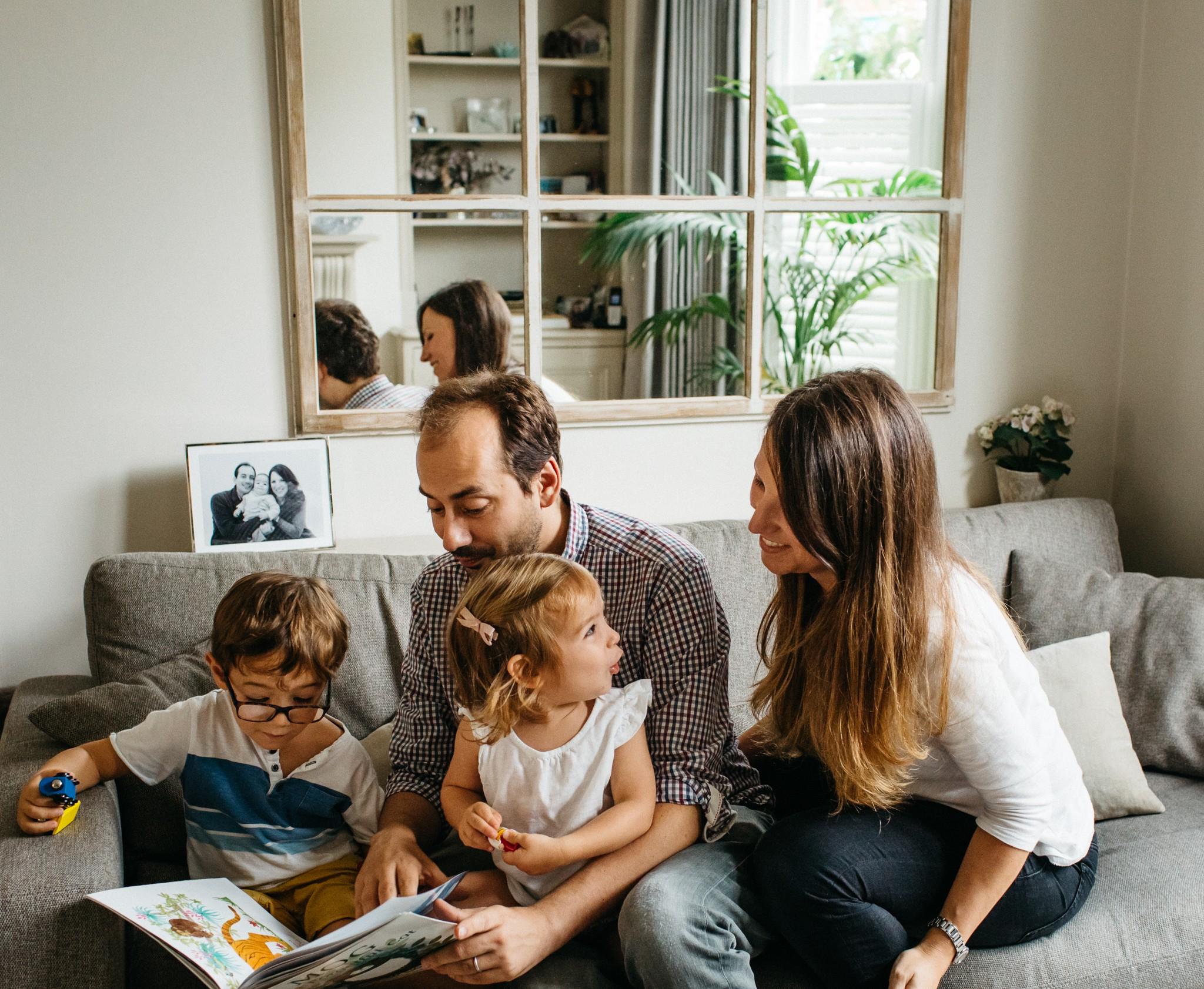 Carla & Family