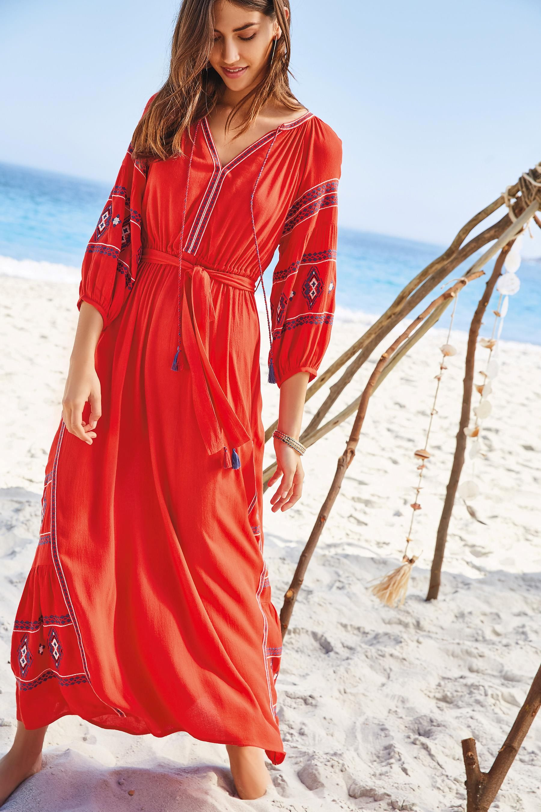 next beach dress