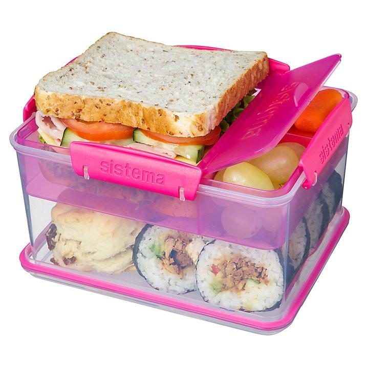 lunch tub