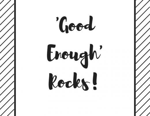 Good enough rocks