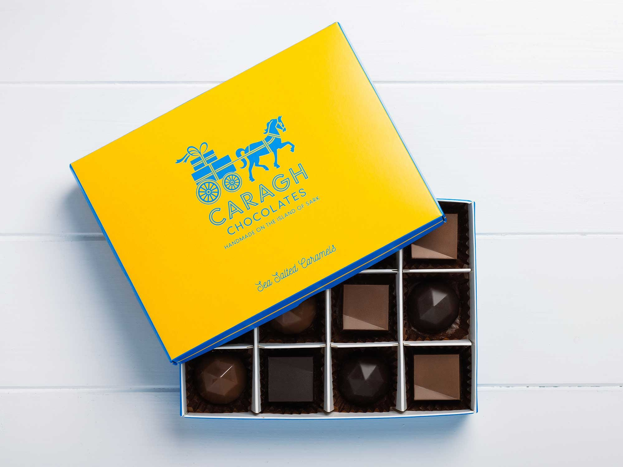 Sea Salt Chocolates