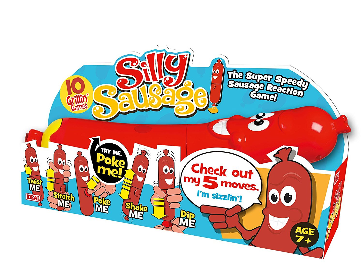 Silly Sausage