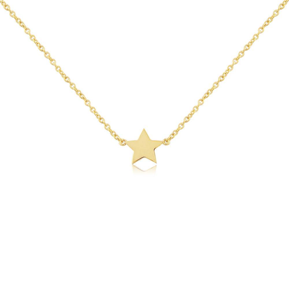 Soho star necklace