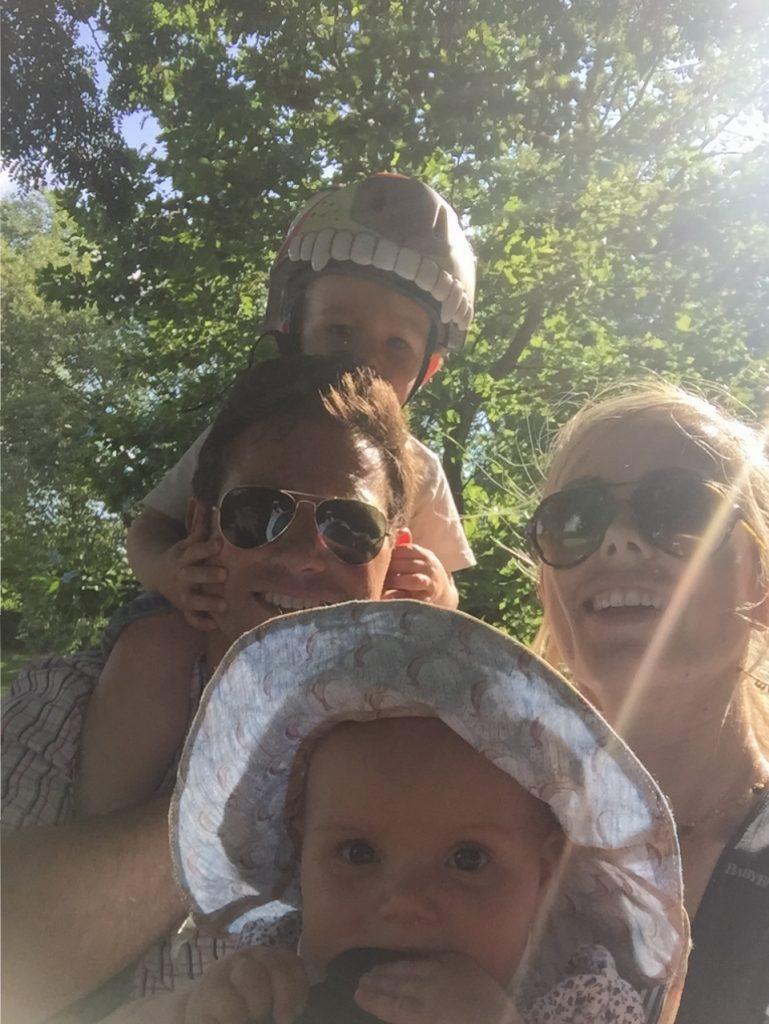 Ruth & family