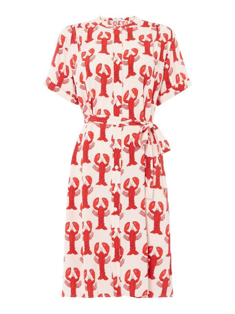 Lobster Shirt Dress