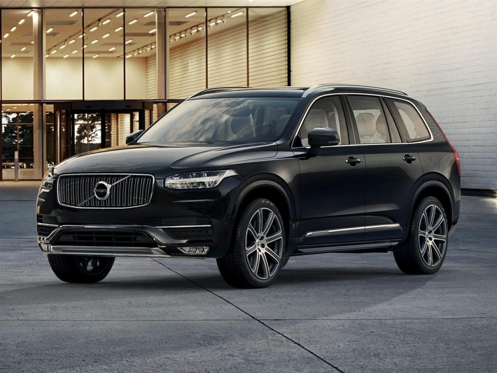 Best 2019 Volvo XC90 Side High Resolution - Car Blog